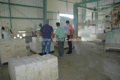 We Work Closely Wtih Our Stone Quarry Partners