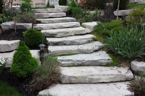Armour Stone For Steps