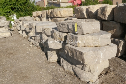 Armour Stone Supplier Stone World Canada