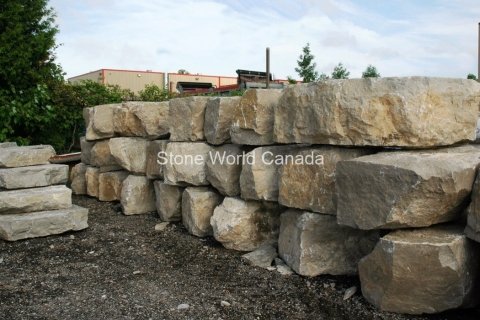 Supplier For Armour Stone in Ontario Canada