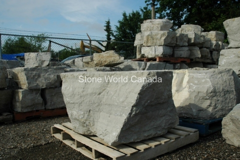 Stone Blocks from Ontario Canada stone World supplier