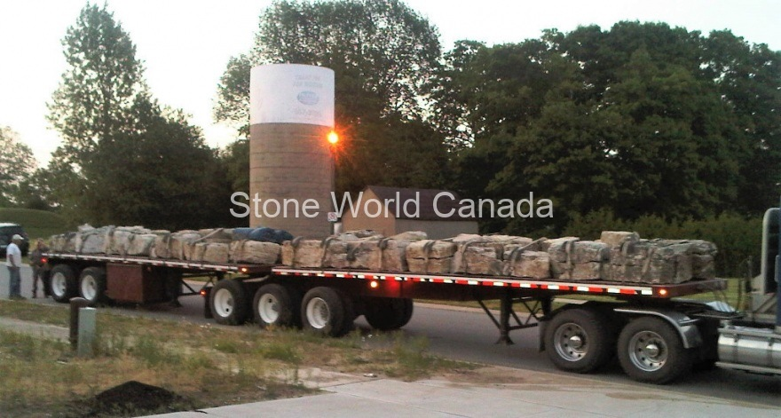 Special Armour Stone Order by Stone Supplier Stone World Canada