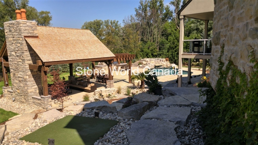 Ontario Stone Masons And Landscape Contractors