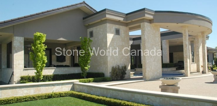 home building stone from ontario canada