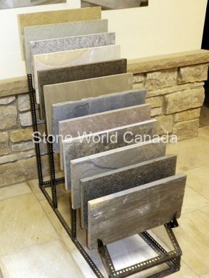 Stone Supplier for Square Cut Flagstone is Stone World Canada in London Ontario