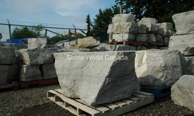 Armour Stone Blocks Supplier in London Ontario Canada Stone World