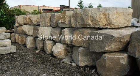 Armour Stone Suppliers Ontario Canada Stone World