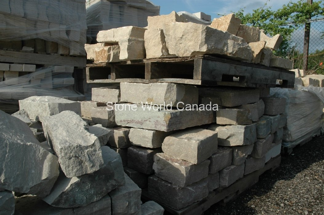 Wallstone from ontario Canada by Stone World Canada