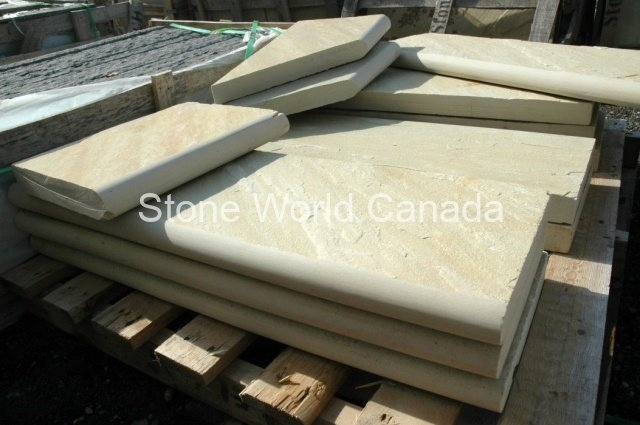India Stone Wholesale Supplier & Distributor: Stone Pool Coping