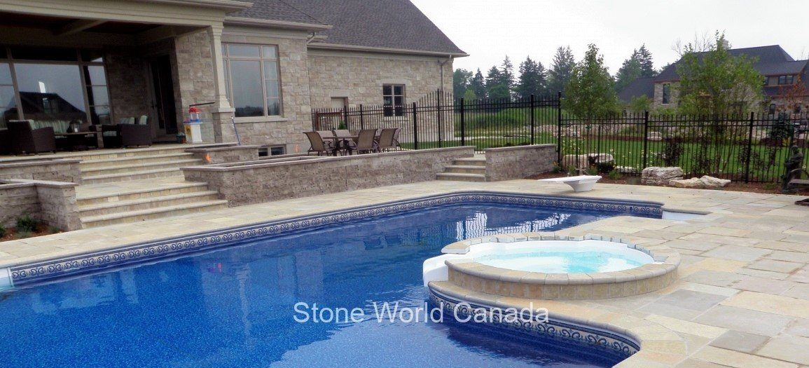 London Ontario Canada Landscaping services and landscape stone supplier