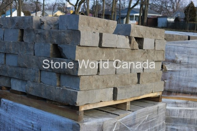 wallstone retaining wall products ontario canada